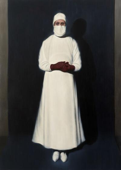 Ken Currie, 'Gown', 2018