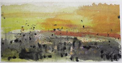 Li Dezhuang 李德莊, 'Autumn River Melting into the Sky 秋水共長天一色 ', 2015