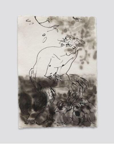 Frank J. Stockton, 'Satyr with Puppies ', 2021
