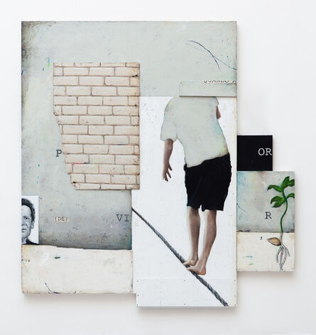 Bruno Kurru, 'Superfície Transponível [Transposable Surface]', 2014