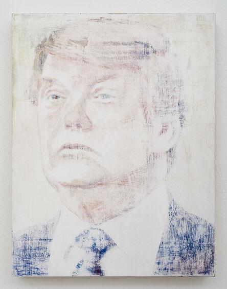 Jim Torok, 'Trump', 2016
