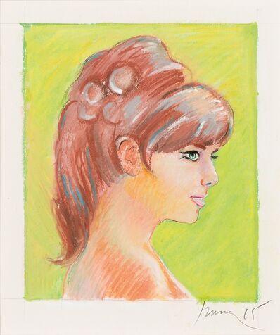 Mel Ramos, 'Portrait of a Woman', 1965