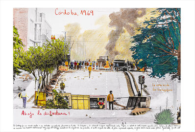 Marcelo Brodsky, 'Córdoba, 1969 - III', 2019