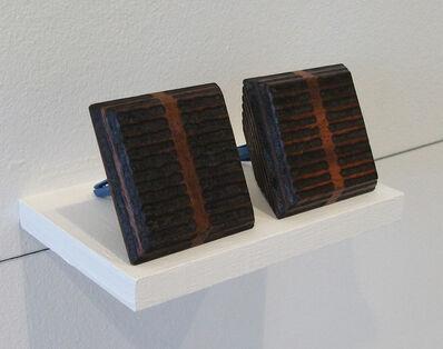 Roger Ackling, 'Voewood', 2012