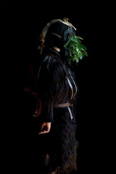 Iwajla Klinke, 'Sardinian Carnival Altar 1', 2014