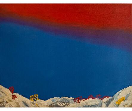 Elda Cerrato, 'Serie Bordes de dispersiones', 1993