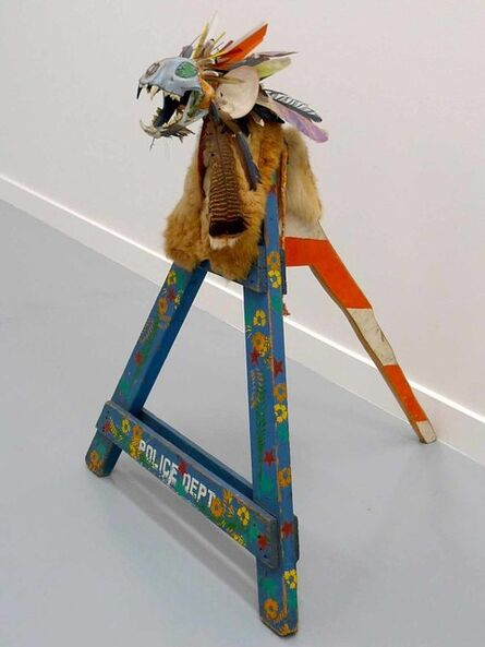 Jimmie Durham, 'Tlunh Datsi', 1984