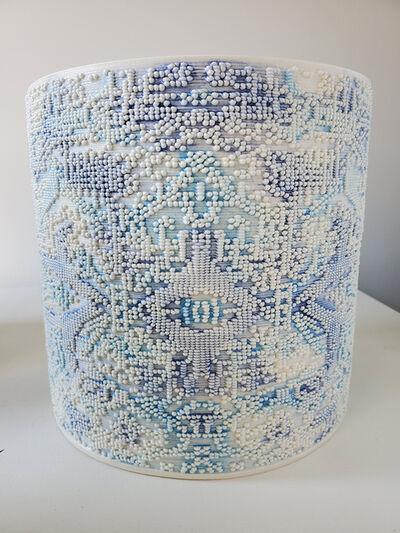 Timea Tihanyi, 'NorthStar (dark blue)', 2020
