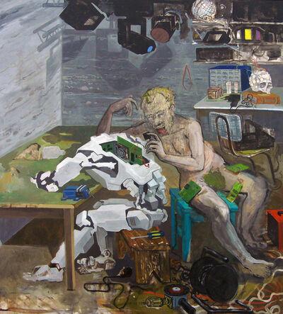 Mihut Boscu Kafchin, 'The Alchemy Of The Alter-Body', 2013