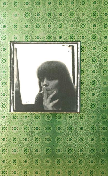 Shimon Okshteyn, 'Green Flower', 2015
