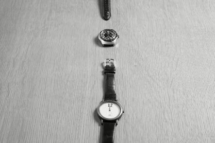 Anna Strand, 'Time halted', 2015