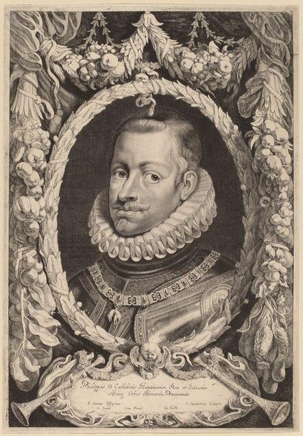 Jonas Suyderhoff, 'Philip III, King of Spain'