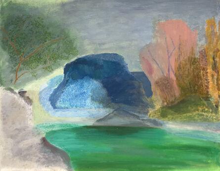 Jeremy Foss, 'Trees by Emerald Pond', 2003