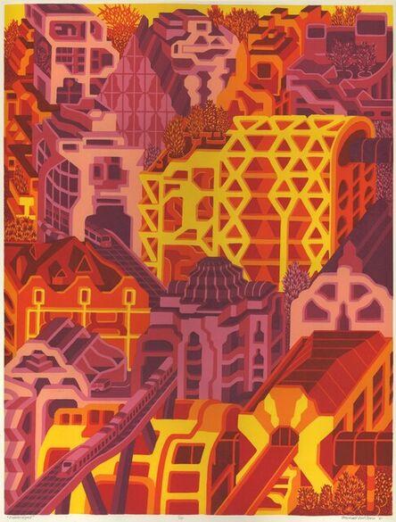 Michael DalCerro, 'Overbridged', 2021