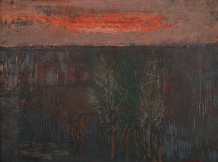 McKie Trotter, 'Late Evening Landscape'
