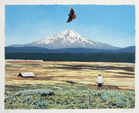 Boyd & Evans, 'Bird/Return', 1990