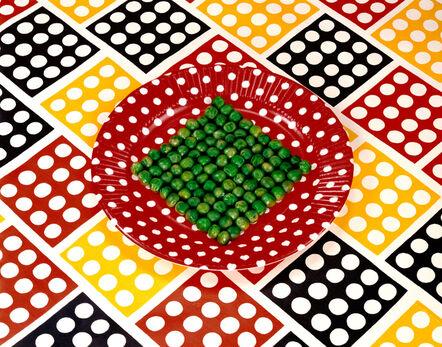 Sandy Skoglund, 'Peas on a Plate', 1978