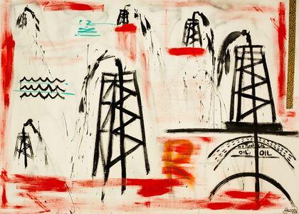Harif Guzman, 'Water and Oil', 2011