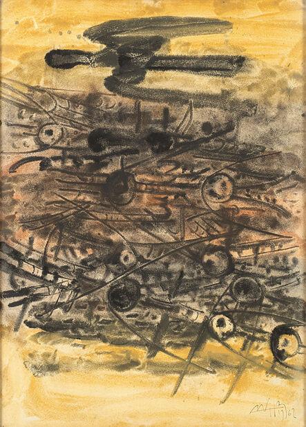 Wifredo Lam, 'Composizione', 1962