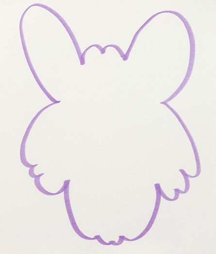 Jeff Koons, 'Fun Purple', 1998