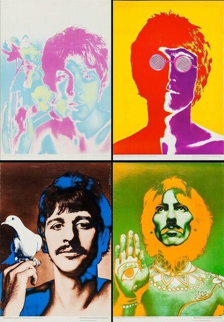 Richard Avedon, 'Beatles (Set)', 1967