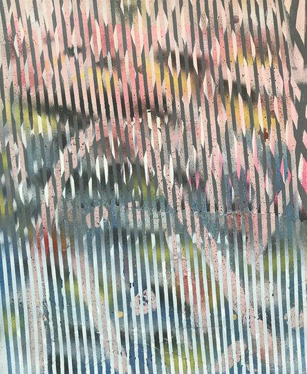 Nano Rubio, 'Pixelated Sunrise', 2020