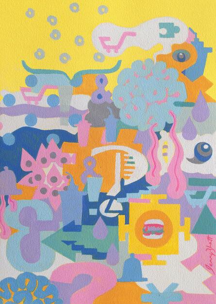 Jenny Bhatt, 'Mind Map 15', undated