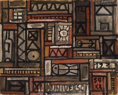 José Gurvich, 'Constructivo Universo', 1957