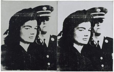 Andy Warhol, 'Two Jackies', 1964