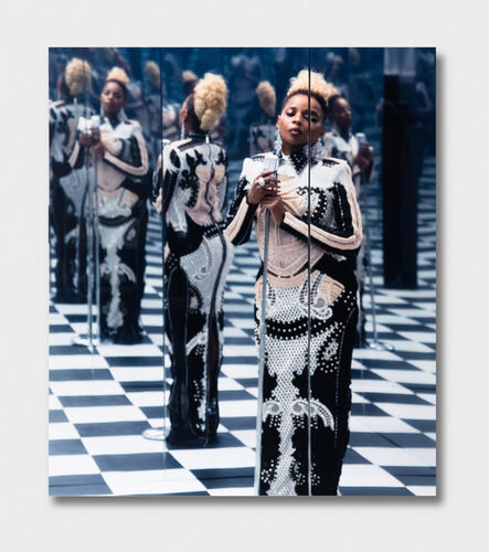 Carrie Mae Weems, 'MJB – Reflection', 2017/2020
