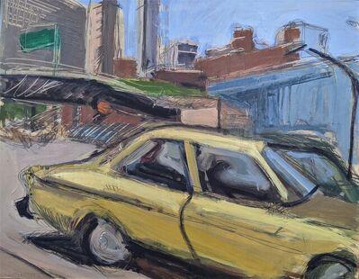 Naomi Nemtzow, 'Yellow Car', 1980