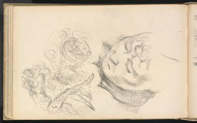 Paul Cézanne, 'Studies Including Madame Cézanne', 1884/1887