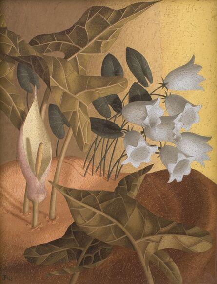 John Armstrong, 'Flower Piece', 1948