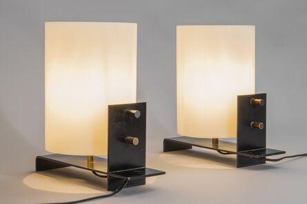 Georges Frydman, 'Pair of table lamps', 1958-1959