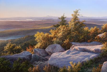 Andrew Orr, 'Autumn Evening, Cadillac Mountain', 2020