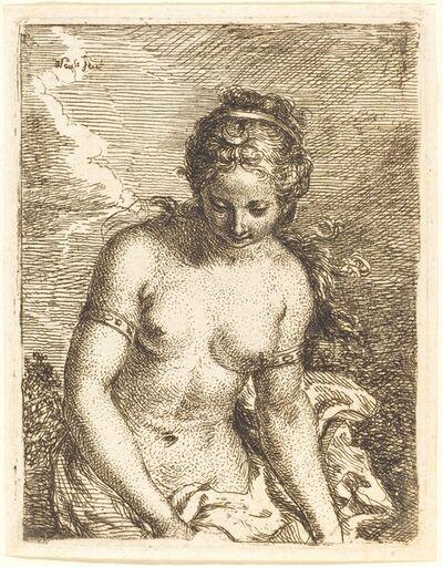 Bartholomäus Ignaz Weiss, 'Diana'