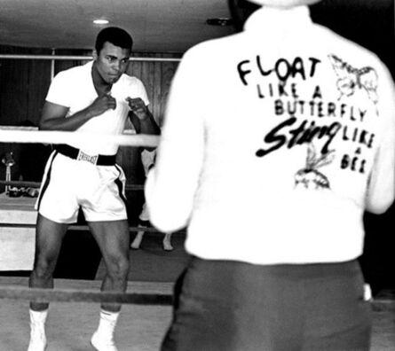 Harry Benson, 'Ali Float Like a Butterfly', 1964