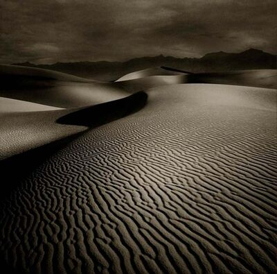 Jack Spencer, 'Dune #1, Death Valley, California', 1997