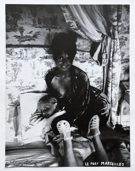 Dorothy Iannone, 'Le Port de Marseilles', 1971