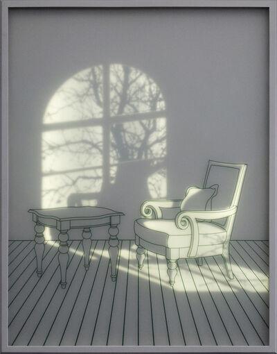Sun-tae Hwang, 'A sunny room', 2013