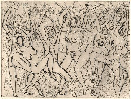 Indira Cesarine, 'The Dance', 1992