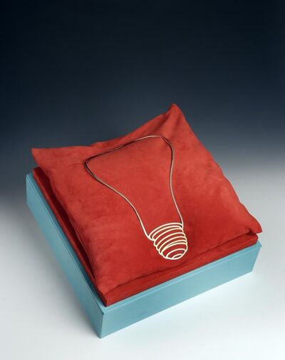 Michael Craig-Martin, 'Light Bulb Necklace', 2007