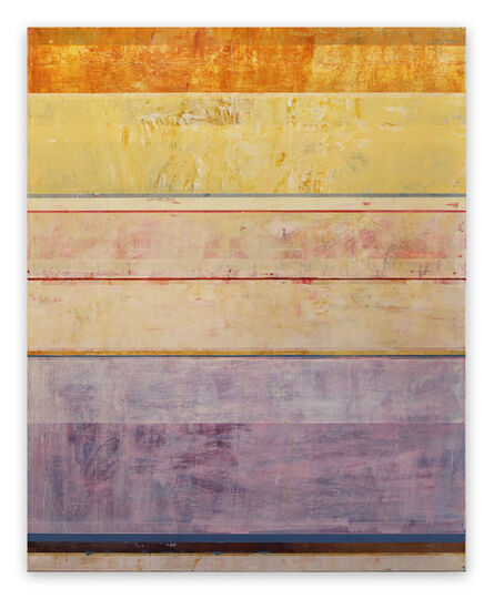 Clay Johnson, 'Southern Cycle (Abstract painting)', 2017
