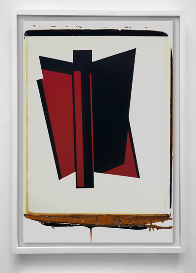 Fabiola Menchelli, 'Red and Black', 2013