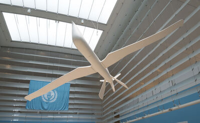 Pedro Reyes, 'Drone Dove', 2013