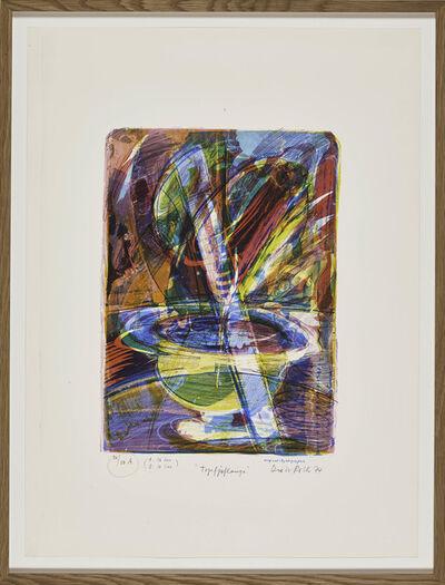 Richard Hamilton, 'Topfpflanze (A) (Pot Plant (A))', 1974