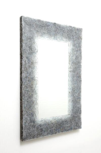 Jens Praet, 'Prototype 'Shredded' mirror 1', 2014