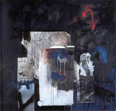 Antoni Clavé, 'Collage', 1989