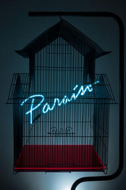 Olivia Steele, 'Paradise Cage', 2018