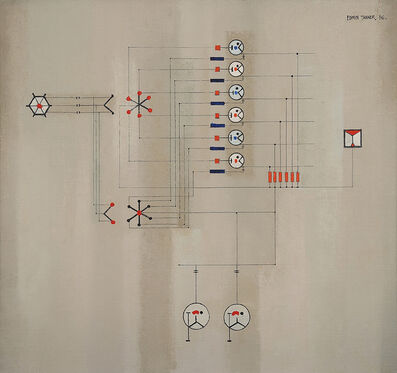 Edwin Tanner, 'The Electrical Engineer's Family', 1956
